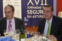 Fotos Cena Clausura de las XVI Jornadas del Seguro en Asturias