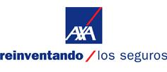 AXA Seguros - Patrocinadores del Colegio de Mediadores de Seguros de Asturias