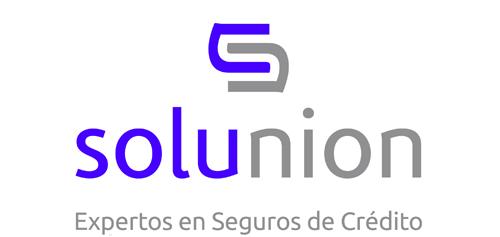 Abrir web de Solunion - Seguros de crédito - Patrocinadores del Colegio de Mediadores de Seguros de Asturias