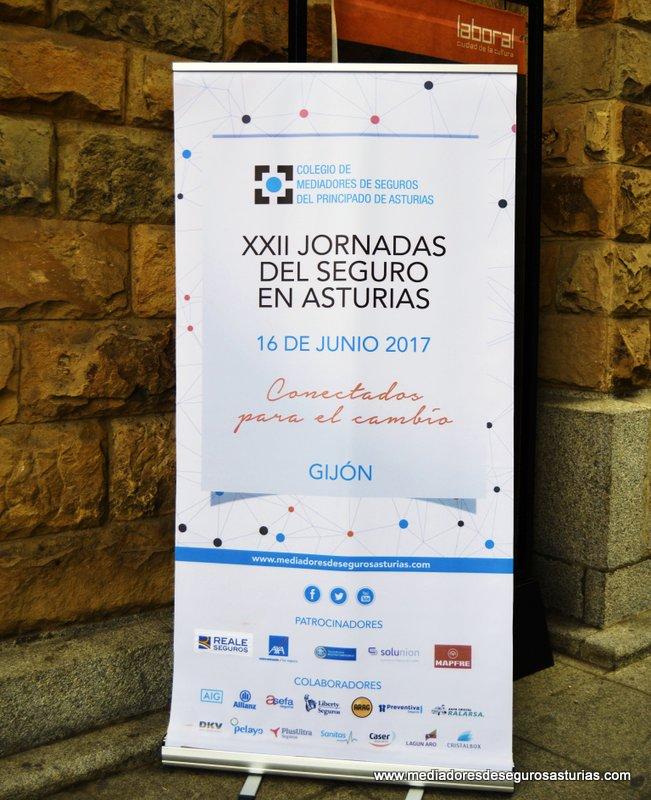 XXII Jornadas del Seguro - Asturias 2017
