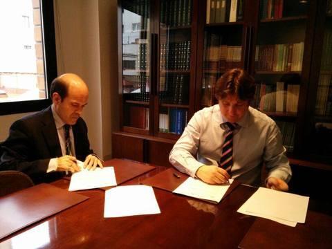 Colegio de Mediadores de Seguros Asturias - El Colegio de Mediadores de Seguros de Asturias firmó un protocolo de acuerdo con Surne para 2014 -  Colegio de Mediadores de Seguros del Principado  Colegio de Mediadores de Seguros del Principado