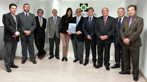 Colegio de Mediadores de Seguros Asturias - Saluda del Presidente del Colegio de Mediadores de Seguros de Granada - 2016 -  Colegio de Mediadores de Seguros del Principado  Colegio de Mediadores de Seguros del Principado