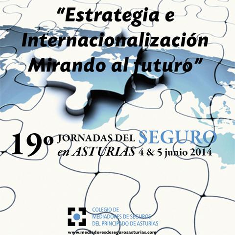 Colegio de Mediadores de Seguros Asturias - 4 y 5 de junio: 19º Jornadas del Seguro en Asturias -  Colegio de Mediadores de Seguros del Principado  Colegio de Mediadores de Seguros del Principado