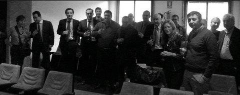 Colegio de Mediadores de Seguros Asturias - BRINDIS SOLIDARIO 2015 -  Colegio de Mediadores de Seguros del Principado  Colegio de Mediadores de Seguros del Principado