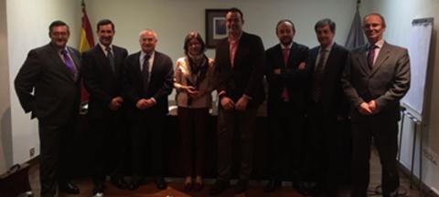 Colegio de Mediadores de Seguros Asturias - El Colegio de Mediadores de Seguros de Asturias acogió la presentación del producto Comercio y Oficina Plus 2016 de Plus Ultra Seguros -  Colegio de Mediadores de Seguros del Principado  Colegio de Mediadores de Seguros del Principado