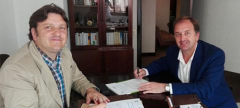 Colegio de Mediadores de Seguros Asturias - El Colegio de Mediadores de Seguros de Asturias firma la  renovación del acuerdo de colaboración con DKV Seguros -  Colegio de Mediadores de Seguros del Principado  Colegio de Mediadores de Seguros del Principado