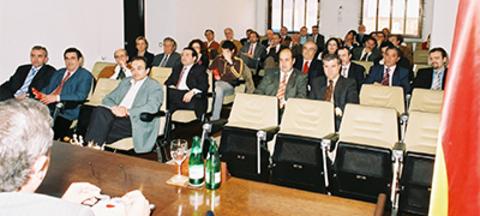 Colegio de Mediadores de Seguros Asturias - Un recorrido por nuestra historia, los años 2000 -  Colegio de Mediadores de Seguros del Principado  Colegio de Mediadores de Seguros del Principado