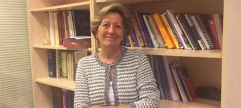 Colegio de Mediadores de Seguros Asturias - Pilar González de Frutos en el 50 Aniversario del Colegio -  Colegio de Mediadores de Seguros del Principado  Colegio de Mediadores de Seguros del Principado