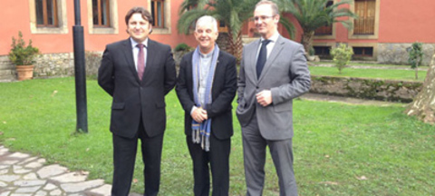 Colegio de Mediadores de Seguros Asturias - Brindis Solidario 2013 -  Colegio de Mediadores de Seguros del Principado  Colegio de Mediadores de Seguros del Principado