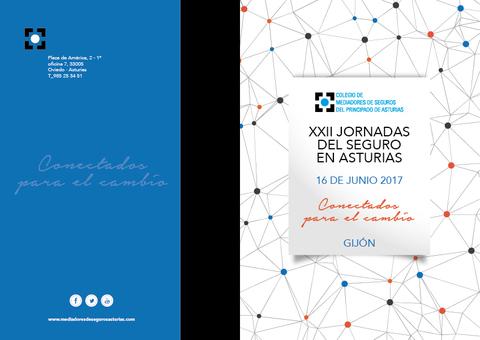 Colegio de Mediadores de Seguros Asturias - Encuesta de satisfacción XXII Jornadas del Seguro -  Colegio de Mediadores de Seguros del Principado  Colegio de Mediadores de Seguros del Principado