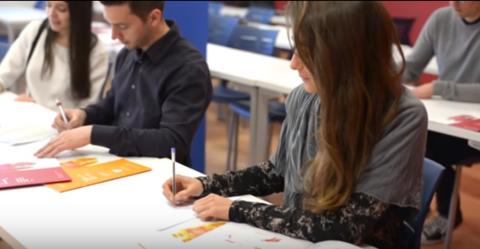 Colegio de Mediadores de Seguros Asturias -  Todo apunto para iniciar el Curso Superior de Seguros -  Colegio de Mediadores de Seguros del Principado  Colegio de Mediadores de Seguros del Principado
