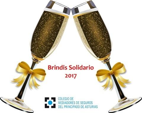 Colegio de Mediadores de Seguros Asturias - Brindis Solidario a favor de Cáritas Asturias y AECC Junta Local Gijón -  Colegio de Mediadores de Seguros del Principado  Colegio de Mediadores de Seguros del Principado