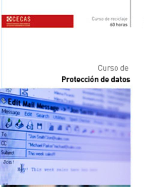 Colegio de Mediadores de Seguros Asturias - Curso de Protección de Datos  -  Colegio de Mediadores de Seguros del Principado  Colegio de Mediadores de Seguros del Principado
