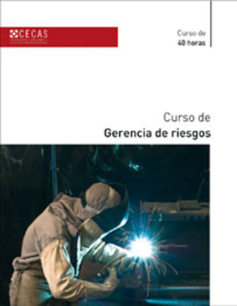 Colegio de Mediadores de Seguros Asturias - Curso Gerencia de Riesgos -  Colegio de Mediadores de Seguros del Principado  Colegio de Mediadores de Seguros del Principado