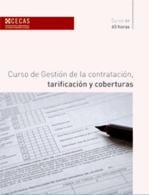 Colegio de Mediadores de Seguros Asturias - Curso Gestión de la Contratación, Tarificación y Coberturas -  Colegio de Mediadores de Seguros del Principado  Colegio de Mediadores de Seguros del Principado