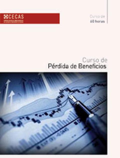 Colegio de Mediadores de Seguros Asturias - Curso Pérdida de beneficios -  Colegio de Mediadores de Seguros del Principado  Colegio de Mediadores de Seguros del Principado