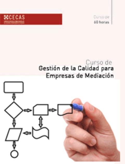 Colegio de Mediadores de Seguros Asturias - Curso Gestión de la calidad para empresas de mediación -  Colegio de Mediadores de Seguros del Principado  Colegio de Mediadores de Seguros del Principado