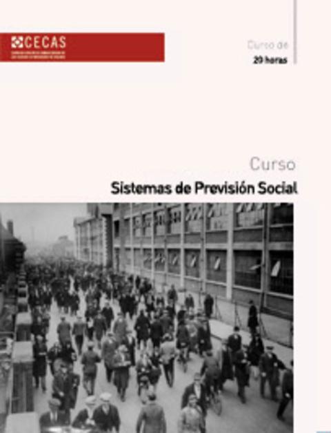 Colegio de Mediadores de Seguros Asturias - Curso Sistemas de Previsión Social -  Colegio de Mediadores de Seguros del Principado  Colegio de Mediadores de Seguros del Principado