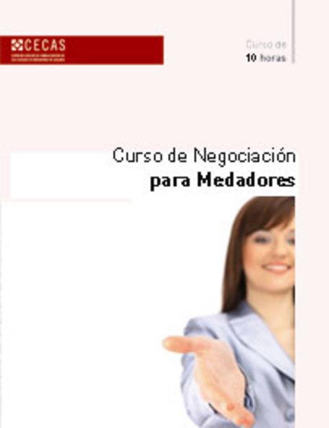 Colegio de Mediadores de Seguros Asturias - Curso Negociación para Mediadores -  Colegio de Mediadores de Seguros del Principado  Colegio de Mediadores de Seguros del Principado