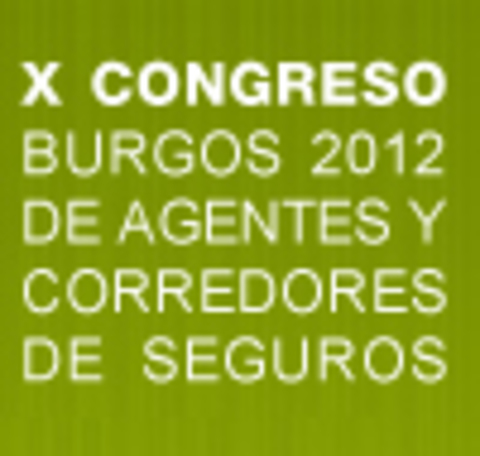 Colegio de Mediadores de Seguros Asturias - Congreso Nacional de Mediadores de Seguros 2012 en Burgos -  Colegio de Mediadores de Seguros del Principado  Colegio de Mediadores de Seguros del Principado